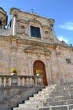 Церковь, Palazzolo Acreide Стоковые Изображения
