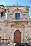 Церковь, Palazzolo Acreide Стоковое Изображение