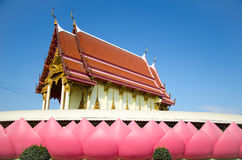Церковь тайская Стоковое Фото