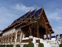 церковь тайская Стоковые Изображения