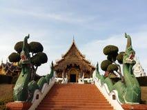 церковь тайская Стоковые Фото