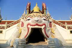 церковь тайская Стоковое Изображение RF