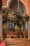 Церковь троицы, квадрат Copley, Бостон стоковые фотографии rf