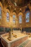Церковь троицы, квадрат Copley, Бостон Стоковое Изображение