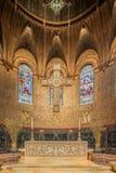Церковь троицы, квадрат Copley, Бостон стоковая фотография rf