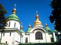 Церковь Украины Собор Sophia Стоковая Фотография