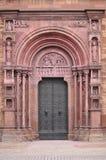 церковь украшенная разработанно Стоковое Изображение RF