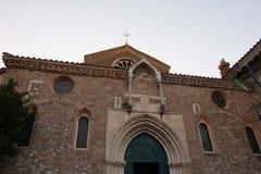 Церковь фото Стоковое Изображение