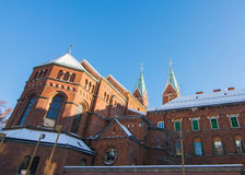 Церковь - францисканец Стоковое фото RF