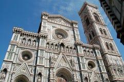 Церковь Флоренса Стоковые Изображения RF