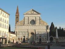 Церковь Флоренс повести Santa Maria Стоковая Фотография