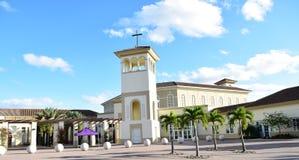 Церковь Флориды Стоковые Изображения