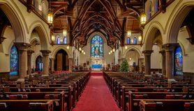 Церковь хорошего чабана Raleigh Стоковая Фотография