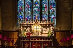 Церковь Христоса с алтаром St Mary Стоковая Фотография RF