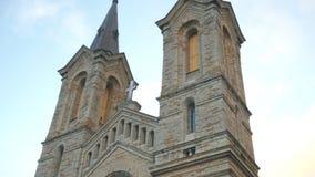 Церковь Чарльза акции видеоматериалы