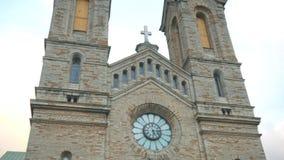 Церковь Чарльза сток-видео