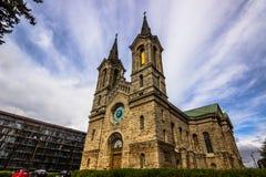 Церковь Чарльза в Talinn, Эстонии стоковое фото rf