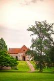 Церковь Швеция Nas Стоковое фото RF