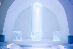 Церковь льда Стоковые Фото