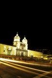церковь эквадор Стоковое Изображение RF
