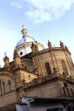 церковь эквадор Стоковое фото RF