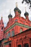 Церковь явления божества в Yaroslavl России Стоковые Изображения