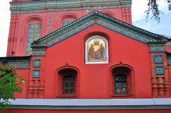 Церковь явления божества в Yaroslavl (Россия) Стоковые Изображения