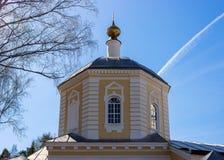 Церковь явления божества лорда Стоковое Изображение RF
