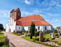 церковь 02 bastad Стоковое фото RF