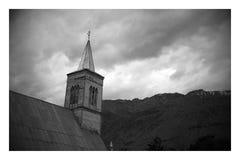 Церковь Стоковые Изображения RF