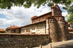 Церковь 2 в nessebar Стоковое Изображение RF