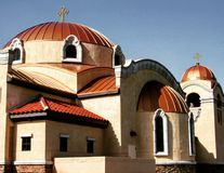 Церковь Стоковые Изображения
