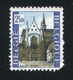 Церковь Aalst Martins стоковые изображения rf