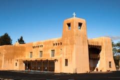 Церковь Adobe Стоковое фото RF