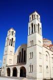 Церковь Agioi Anargyroi, Paphos, Кипр Стоковые Фотографии RF