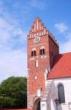 церковь ahus 01 Стоковые Изображения