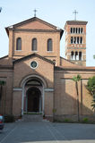 Церковь all'Aventino Sant Anselmo, Рима Стоковые Изображения