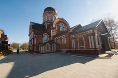 Церковь Ascemption Стоковая Фотография