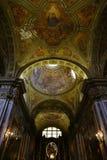 Церковь ` Assisi Сан Francesco d стоковая фотография