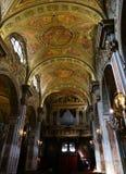 Церковь ` Assisi Сан Francesco d стоковые изображения