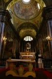 Церковь ` Assisi Сан Francesco d стоковое изображение