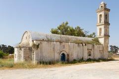 Церковь Ayia Fotini Ayia Fotou в Ayios Andronikos, Karpasia, c стоковое фото rf