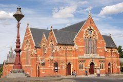 Церковь Ballarat центральная соединяя Стоковое Изображение