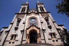 церковь batoum Стоковые Изображения