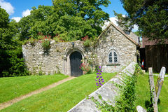 Церковь Beaulieu Стоковая Фотография