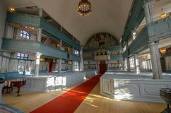 Церковь Bergstadens Ziir Стоковые Фото