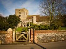 Церковь Borden, Kent стоковое изображение rf