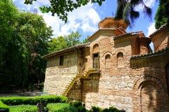 Церковь Boyana стоковое фото rf