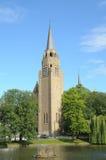 церковь brussels Стоковое Изображение
