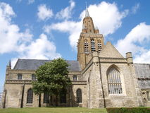 церковь calais Стоковые Фотографии RF